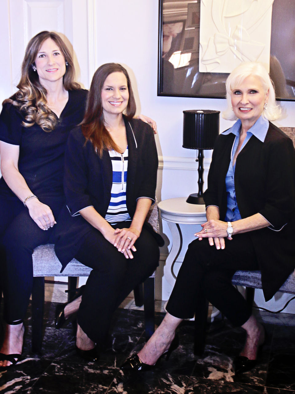 American Face & Boidy Clinic employees are state licensed estheticians.